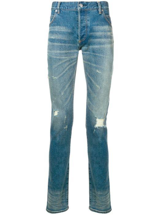 Uomo Uomo online Balmain Jeans Balmain Shop Jeans 57YPtOx