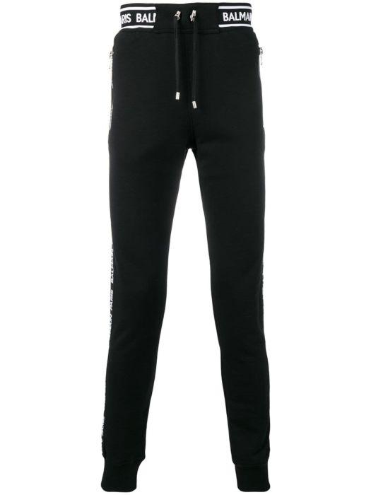 Pantaloni Shop Pantaloni Balmain Online Balmain Uomo xvFRw7UOn
